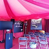 Bees Wedding Marquee Hire 4
