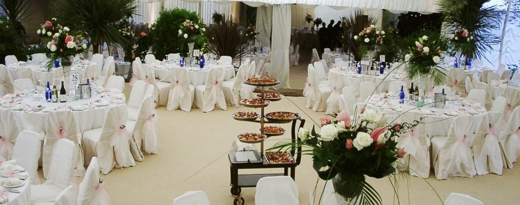 Top Ten Tips for a Spring Marquee Wedding