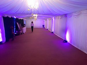 Marquee Hire Wedding