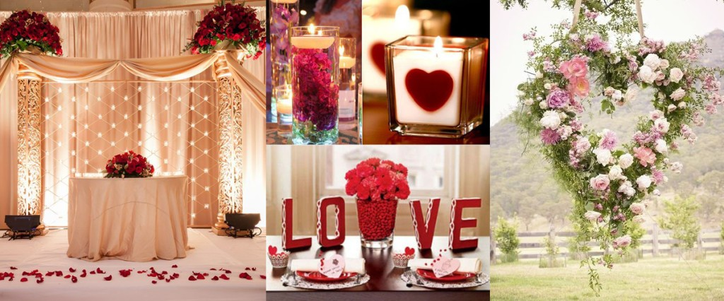 Valentines Wedding Marquee Hire